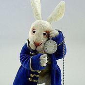 Куклы и игрушки ручной работы. Ярмарка Мастеров - ручная работа мартовский кролик. Handmade.