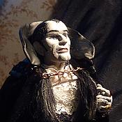 Куклы и игрушки ручной работы. Ярмарка Мастеров - ручная работа Кукла вампир UNSTILLBARE GIER (Стив Бартон в роли графа фон Кролока)). Handmade.