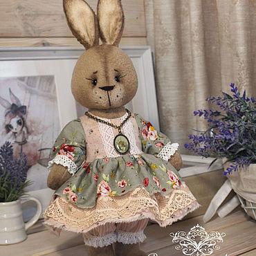 Куклы и игрушки ручной работы. Ярмарка Мастеров - ручная работа Зайка Стеша. Handmade.