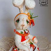 Куклы и игрушки ручной работы. Ярмарка Мастеров - ручная работа Зайка Келли. Handmade.