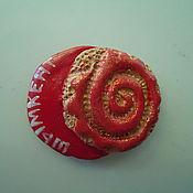 Сувениры и подарки ручной работы. Ярмарка Мастеров - ручная работа Магнит-сувенир,. Handmade.
