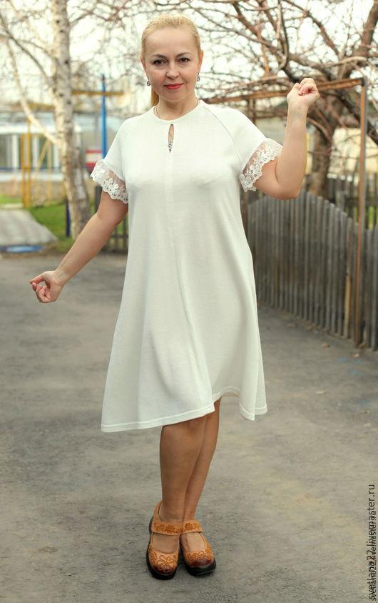 Рукав реглан летнее платье