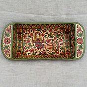 Русский стиль handmade. Livemaster - original item Trough old