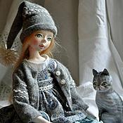 Куклы и игрушки ручной работы. Ярмарка Мастеров - ручная работа Авторская кукла Катюша. Handmade.