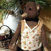 Куклы и игрушки ручной работы. Ярмарка Мастеров - ручная работа МедвЕдюшка ПотАпушка. Handmade.