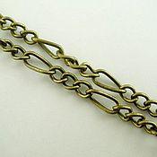 Материалы для творчества handmade. Livemaster - original item The chain 2Х5mm.. Handmade.