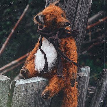 Куклы и игрушки ручной работы. Ярмарка Мастеров - ручная работа Огонёк. Handmade.
