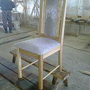 Стулья ручной работы. Ярмарка Мастеров - ручная работа Стул сосновый. Handmade.