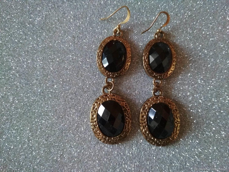 earrings, Vintage earrings, Vladimir,  Фото №1