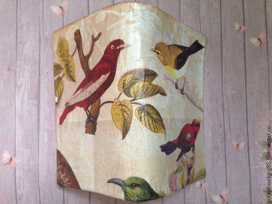 обложка на паспорт `Райские птицы`