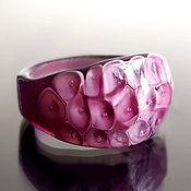 Украшения handmade. Livemaster - original item Lampwork ring
