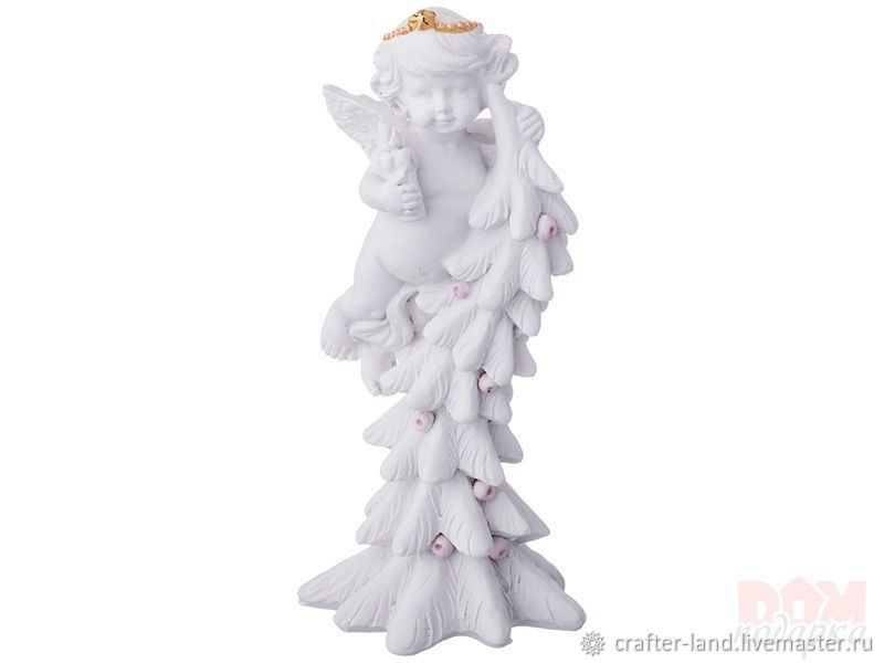 Silicone mold 'angel and tree', Form, Moscow,  Фото №1