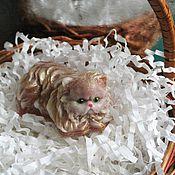 Косметика ручной работы. Ярмарка Мастеров - ручная работа Персидский кот. Handmade.