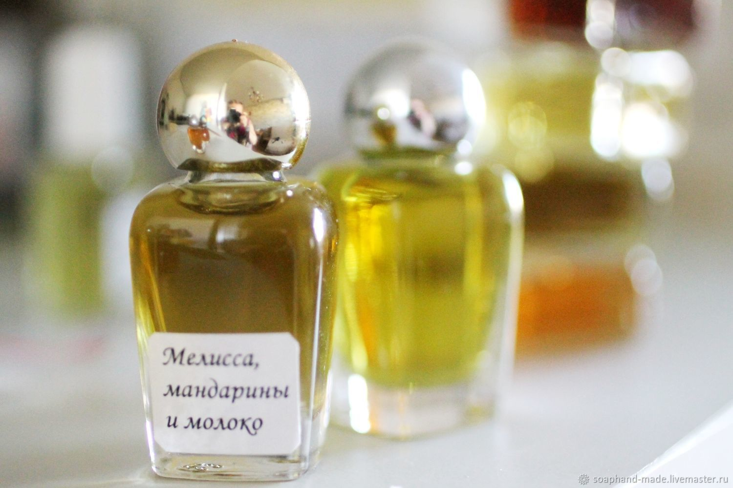 'Melissa, tangerines and milk' more spirits, Perfume, Moscow,  Фото №1