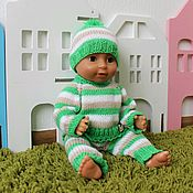 Куклы и игрушки handmade. Livemaster - original item Clothes for the Baby boom, suit for dolls, doll costue. Handmade.