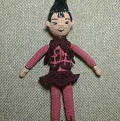 Куклы и игрушки ручной работы. Ярмарка Мастеров - ручная работа Кукла Петуния. Handmade.