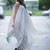 Платье, Стильное платье, Платье из сатина, Вечернее платье DR0166CT