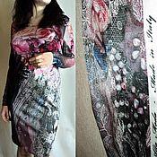 """Одежда ручной работы. Ярмарка Мастеров - ручная работа платье """"Розовый вальс"""". Handmade."""