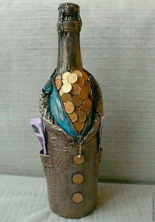 Декор бутылки, декор бутылок, подарочное оформление бутылок,оформление бутылок, праздничный декор бутылок, индивидуальный декор бутылок, декор бутылок на заказ, декор бутылок в подарок, Краснодар.