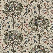 Материалы для творчества ручной работы. Ярмарка Мастеров - ручная работа Английская портьерная ткань William Morris. Handmade.