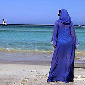 Одежда ручной работы. Ярмарка Мастеров - ручная работа Платье для пляжного отдыха. Handmade.