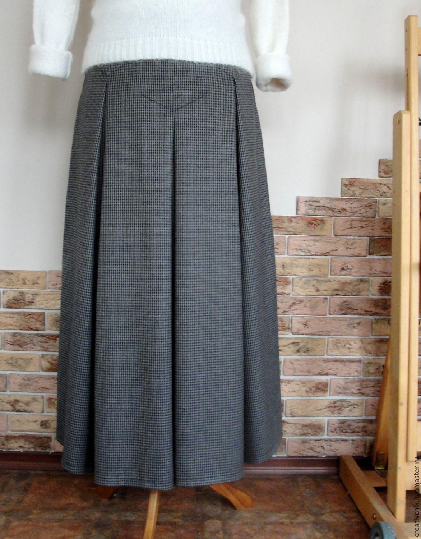 Как сшить юбку в складку своими руками, результат вас удивит 19