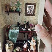 Сувениры и подарки ручной работы. Ярмарка Мастеров - ручная работа Швейный дом. Handmade.