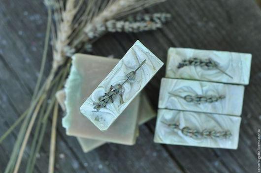 Мыло ручной работы. Ярмарка Мастеров - ручная работа. Купить 1шт! Скошенный луг , натуральное мыло на овсянке. Handmade. мыло