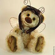 """Куклы и игрушки ручной работы. Ярмарка Мастеров - ручная работа Мишка тедди """"Олли"""". Handmade."""