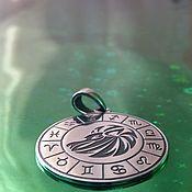 Украшения handmade. Livemaster - original item Lion pendant. Handmade.
