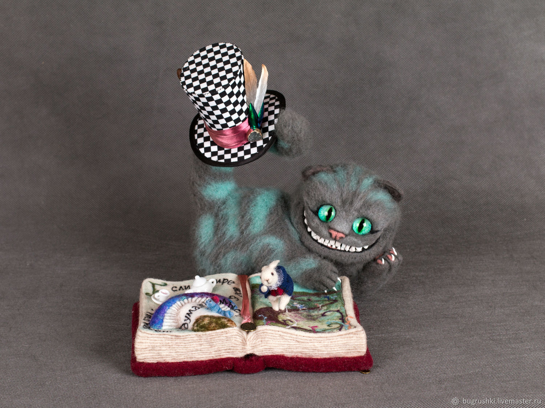 "Сны Алисы-2(по мотивам сказки ""Алиса в стране чудес""), Мягкие игрушки, Москва,  Фото №1"
