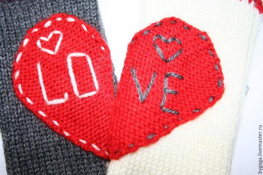 """Для телефонов ручной работы. Ярмарка Мастеров - ручная работа. Купить Набор чехлов для телефона  """"Половинки одного сердца"""". Handmade."""