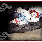 """Куклы и игрушки ручной работы. Ярмарка Мастеров - ручная работа кукла """"клоунесса Ляля"""". Handmade."""