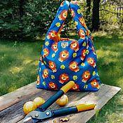 Сумки и аксессуары handmade. Livemaster - original item Bag for products: Leo. Handmade.