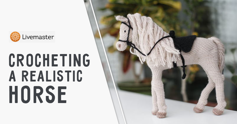 Horses | crocheanimals | 420x800