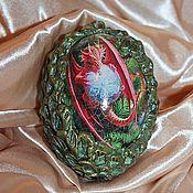 Подарки к праздникам ручной работы. Ярмарка Мастеров - ручная работа Яйцо Дракона. Handmade.