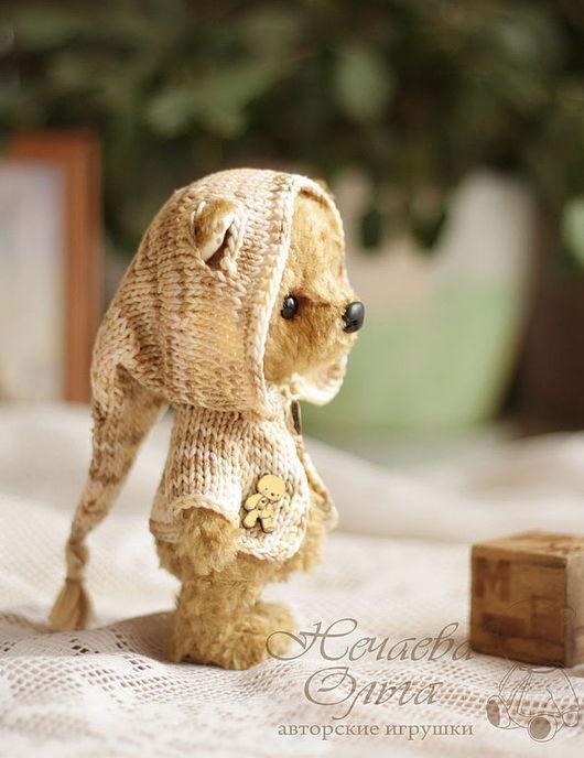 Мишки Тедди ручной работы. Ярмарка Мастеров - ручная работа. Купить Лари. Handmade. Оливковый, мишки, тедди мишка