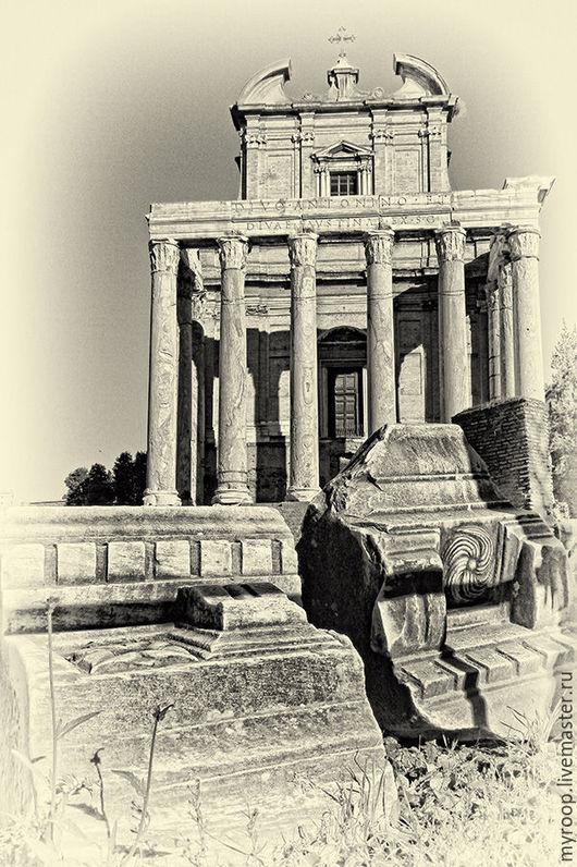 Итальянская коллекция - серия фоторабот итальянских городских пейзажей. Рим, Венеция, Верона и Сиена, колоннады Ватикана. Цена приведена за ОДНУ работу размером 20Х30 см.
