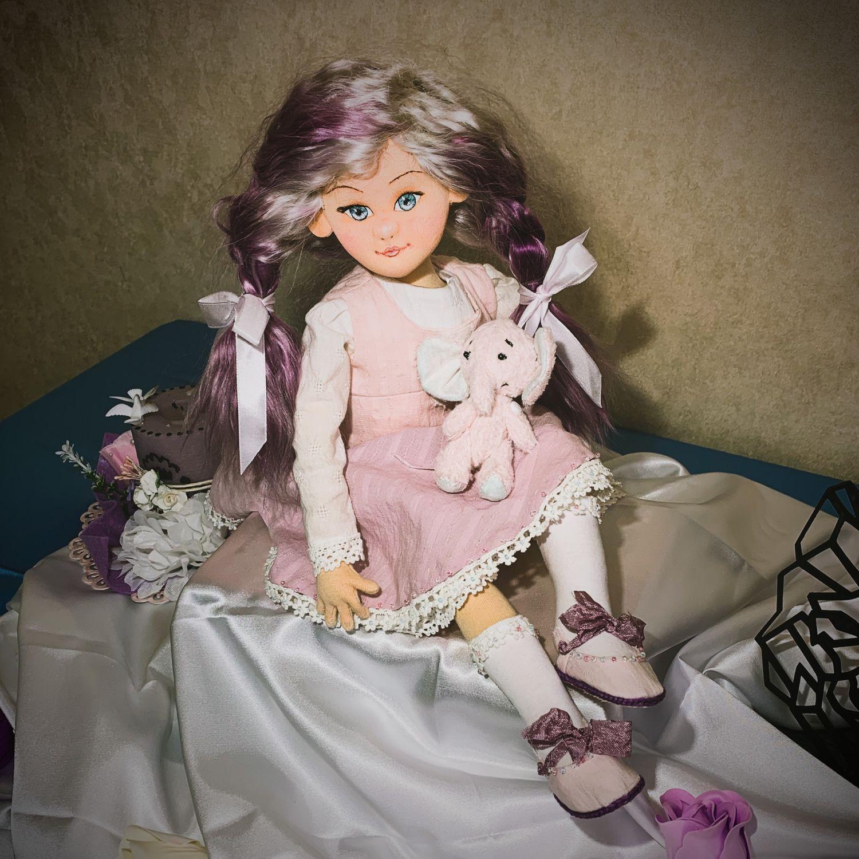Кукла Агата, Куклы и пупсы, Москва,  Фото №1
