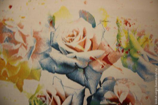 Шитье ручной работы. Ярмарка Мастеров - ручная работа. Купить Roberto Cavalli Итальянский трикотаж,1550ру-м. Handmade. Разноцветный