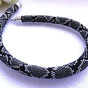 Украшения handmade. Livemaster - original item Harness necklace of beads