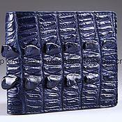 Сумки и аксессуары handmade. Livemaster - original item Wallet crocodile leather IMA0022C22. Handmade.
