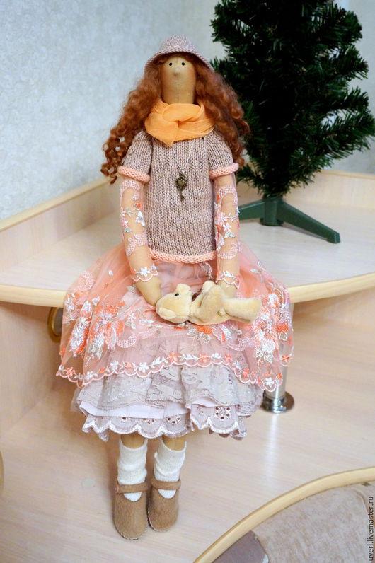 Куклы Тильды ручной работы. Ярмарка Мастеров - ручная работа. Купить Кукла тильда Катарина. Handmade. Кукла ручной работы