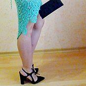 Одежда ручной работы. Ярмарка Мастеров - ручная работа Платье Мятный коктейль. Handmade.
