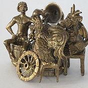 Сувениры и подарки handmade. Livemaster - original item The bronze bell Feast. Handmade.