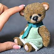 Куклы и игрушки ручной работы. Ярмарка Мастеров - ручная работа Медвежонок Грин. Handmade.
