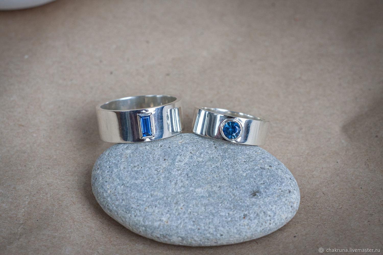 Unusual Engagement Rings With Sapphires Zefyros Zakazat Na Yarmarke Masterov Jjjgycom Obruchalnye Kolca Moscow