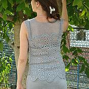Одежда ручной работы. Ярмарка Мастеров - ручная работа Серебряная искра. Handmade.