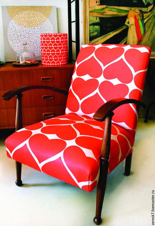 Мебель ручной работы. Ярмарка Мастеров - ручная работа. Купить Подарите своему креслу Новую жизнь!. Handmade. Комбинированный, кресла