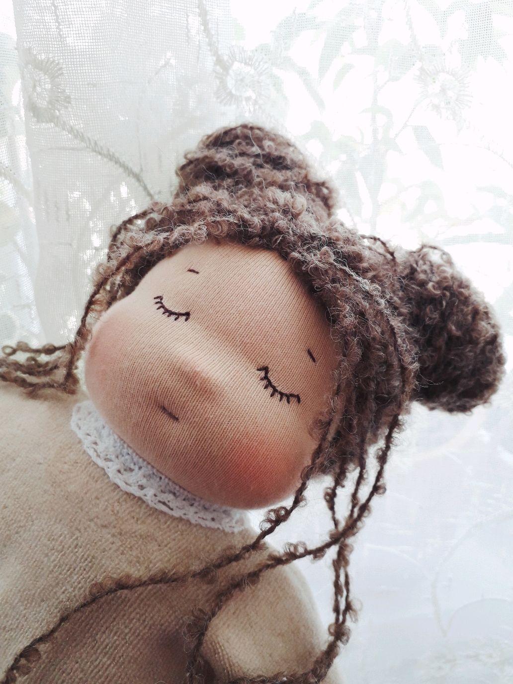 Вальдорфская кукла, Вальдорфские куклы и звери, Екатеринбург,  Фото №1